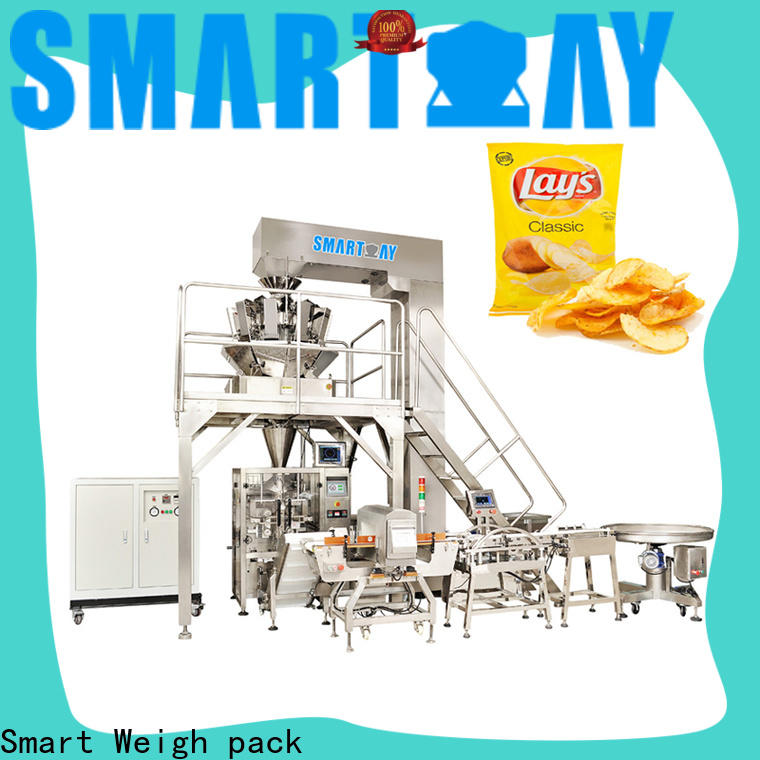 high-quality vertical bagging machine chinese suppliers for chips packing