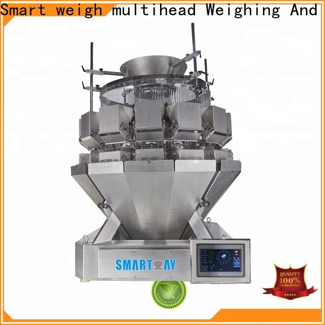 Smart Weigh pack weigher price for food labeling