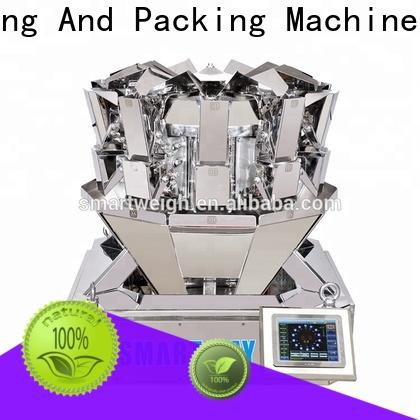 Smart Weigh pack best weight machine price manufacturers for foof handling