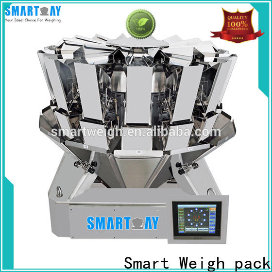 Smart Weigh pack kimchi multi weigh with good price for foof handling