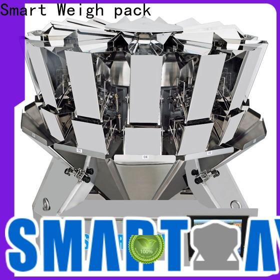 new multihead checkweigher scale factory for food packing