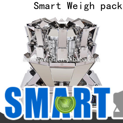 Smart Weigh pack easy-operating ishida multihead weigher customization for food labeling