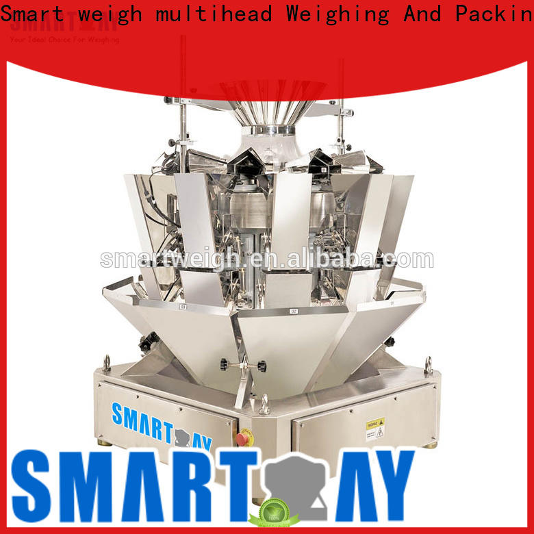 small multi head weigher head manufacturers for food weighing