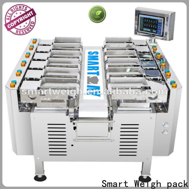 Smart Weigh pack durable weight machine company for food weighing