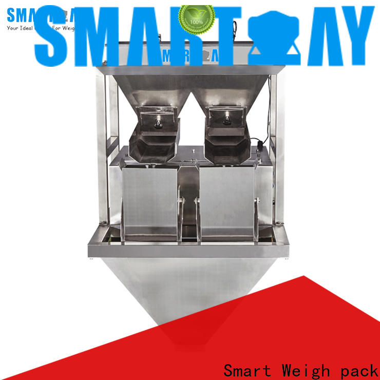high-quality linear weigher packing machine modular factory price for foof handling