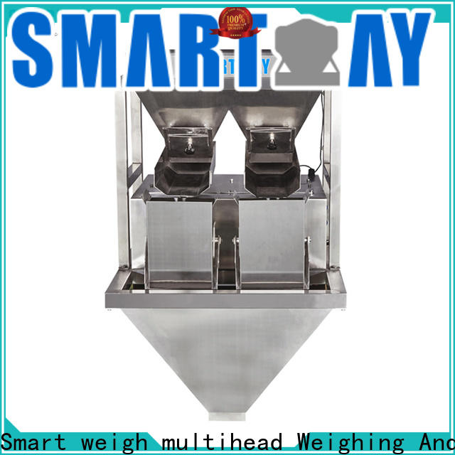Smart Weigh pack digital net weigher factory price for food labeling