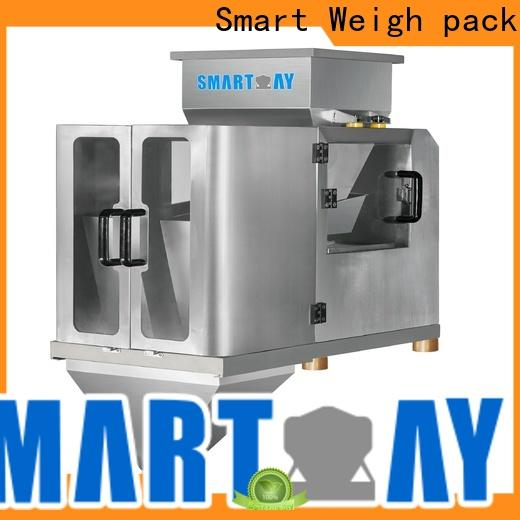 Smart Weigh pack best weight machine for food labeling