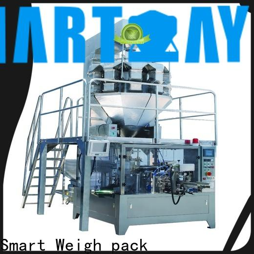 Smart Weigh pack fruit vacuum packing machine manufacturers free quote for foof handling