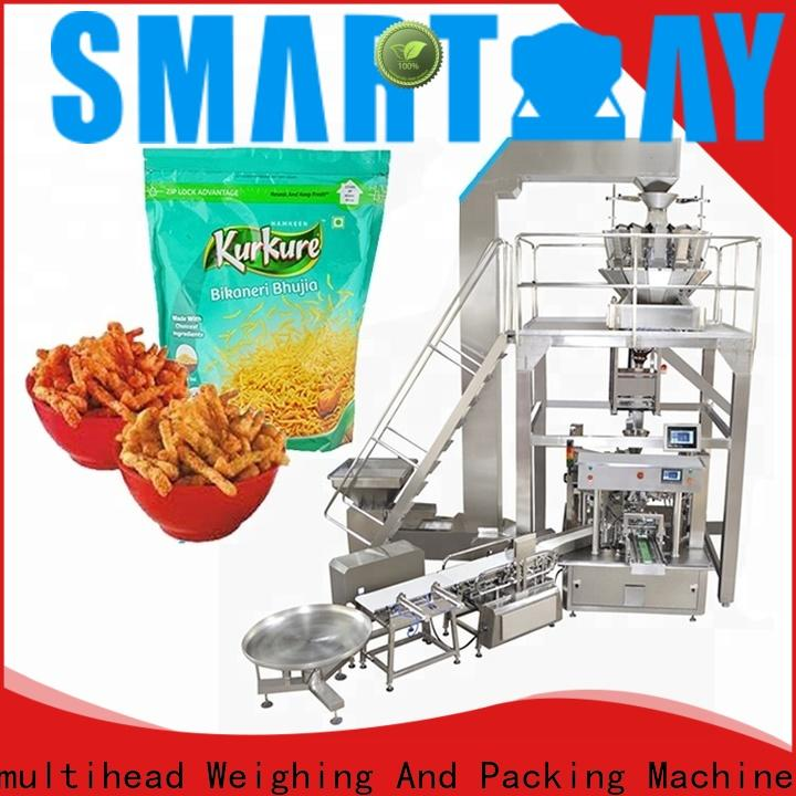 Smart Weigh pack first-rate tablet packing machine for business for foof handling