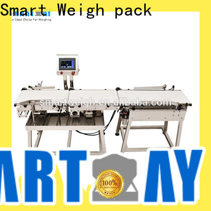 Smart Weigh pack weight check weigher machine with good price for food weighing