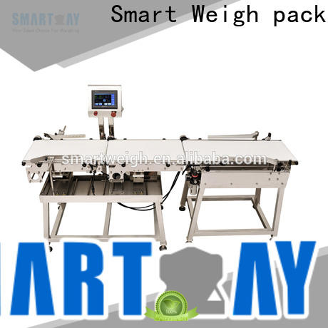 Smart Weigh pack function metal detector for food processing with good price for foof handling