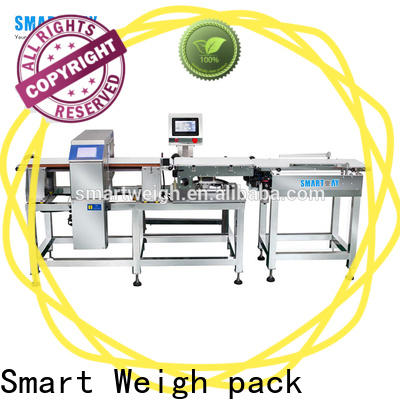 Smart Weigh pack easy-operating metal detector for bakery industry China manufacturer for food packing