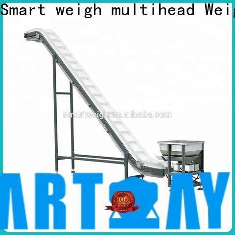 top bucket elevator conveyor swb2 customization for food packing