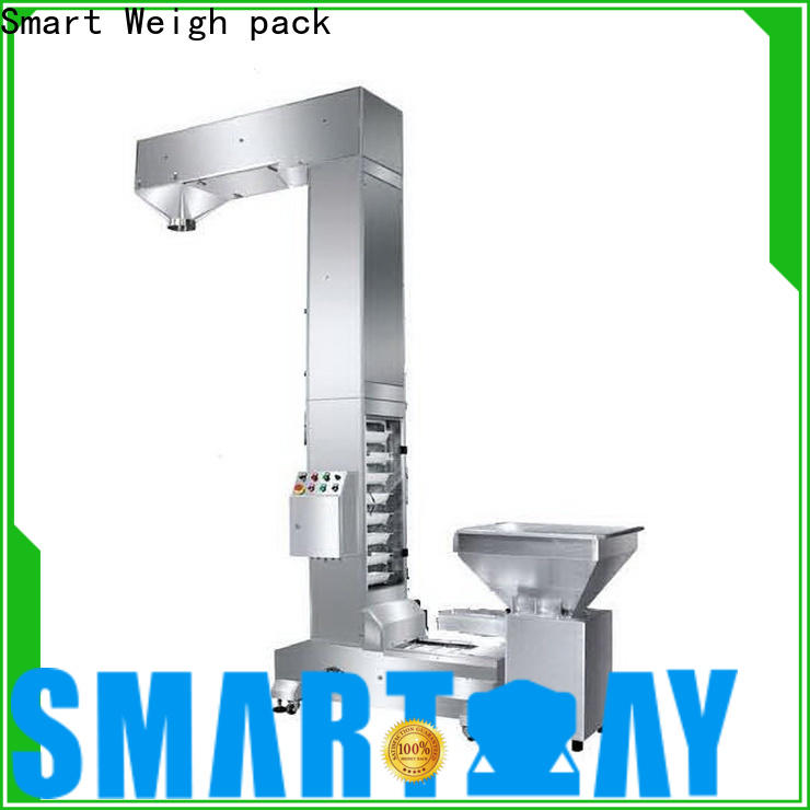 Smart Weigh pack vertical conveyor machine inquire now for foof handling