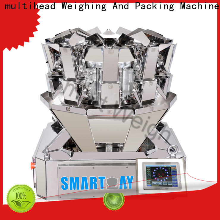 new multihead weigher made in china discharge company for foof handling