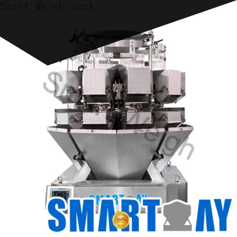 Smart Weigh pack adjustable packing machine factory for food packing