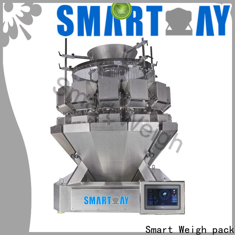 Smart Weigh pack adjustable sealing machine order now for food labeling