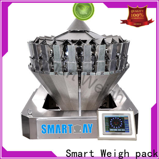easy-operating multihead weighers market swml10 factory price for food weighing