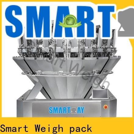 Smart Weigh pack top high dream multihead weigher factory for food weighing