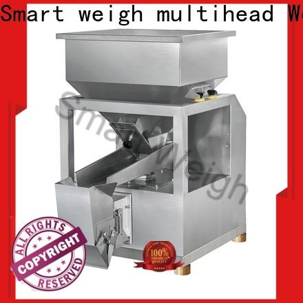 Smart Weigh pack affordable automatic weighing and filling machine factory for food labeling
