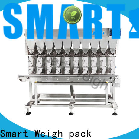adjustable automatic combination weighers shrimp manufacturers for food packing