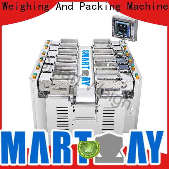 Smart Weigh pack swlc10 linear weigher machine factory price for food packing