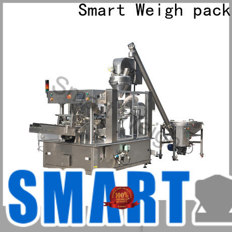 Smart Weigh pack swpl7 best packaging systems manufacturers for food labeling