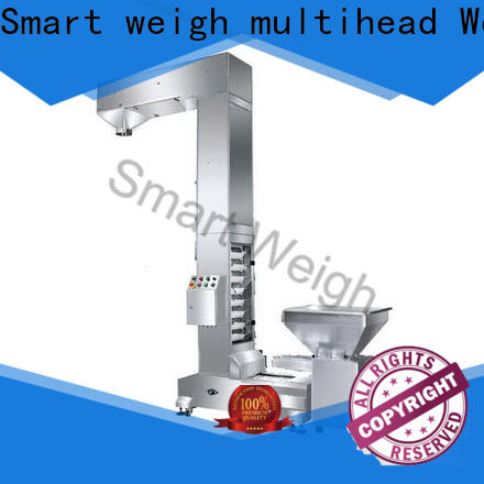 Smart Weigh pack precise output conveyor with cheap price for food weighing