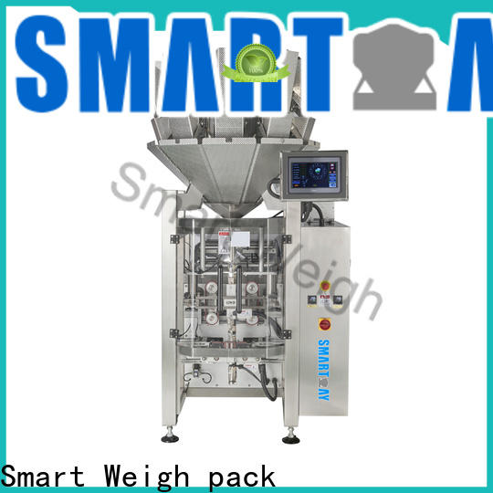 Smart Weigh pack inexpensive automatic bag packing machine for food weighing