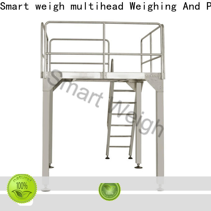 safety aluminum work platform table order now for food weighing