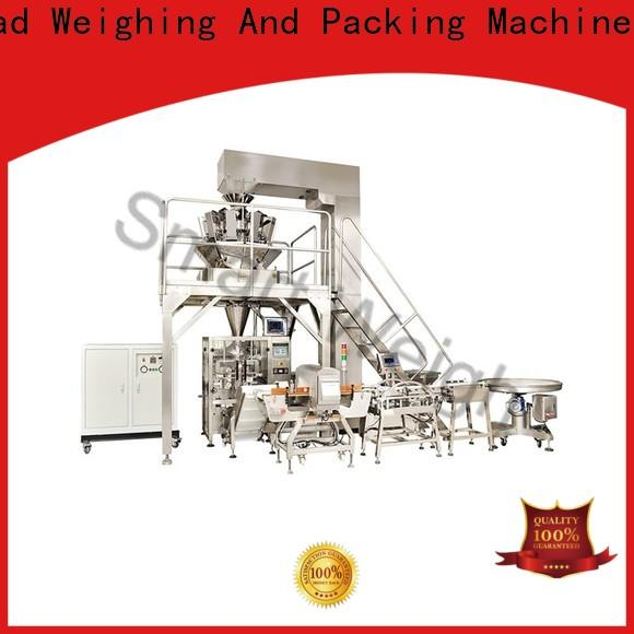 high-quality vertical pouch packing machine popcorn supply for food weighing