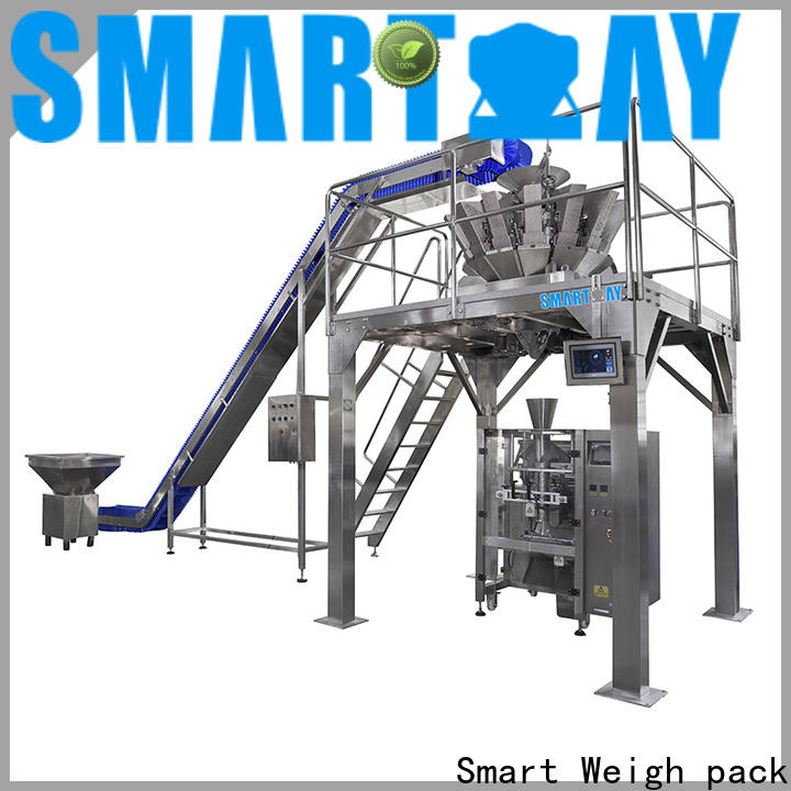 Smart Weigh pack packing material supply for food weighing