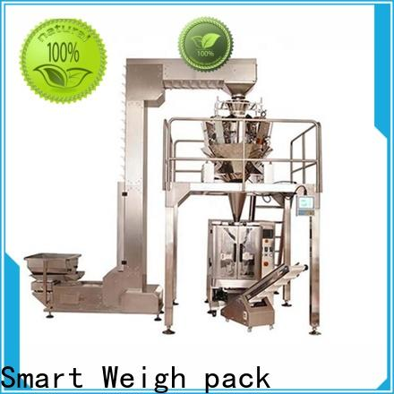 first-rate wrapper packaging machine promotional customization for food weighing