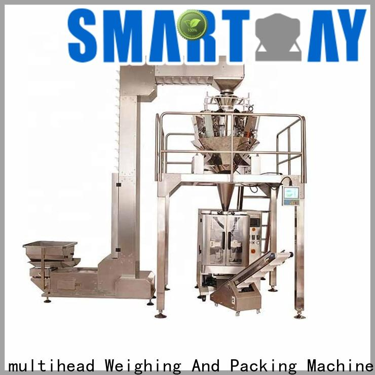 Smart Weigh pack new bottle packing machine suppliers for foof handling