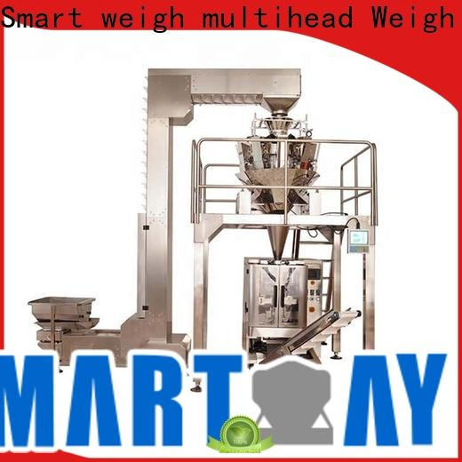Smart Weigh pack inexpensive sachet packaging machine for business for food labeling