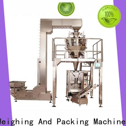 inexpensive container packing machine garlic company for food weighing