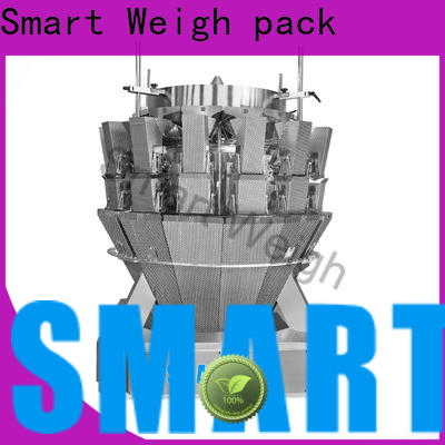 best 14 head multi head combination weigher two for foof handling