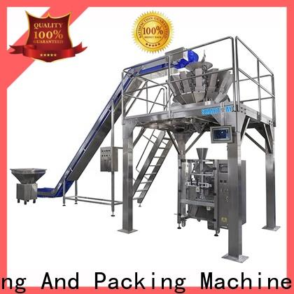 Smart Weigh pack weigher home packaging machine for business for food weighing