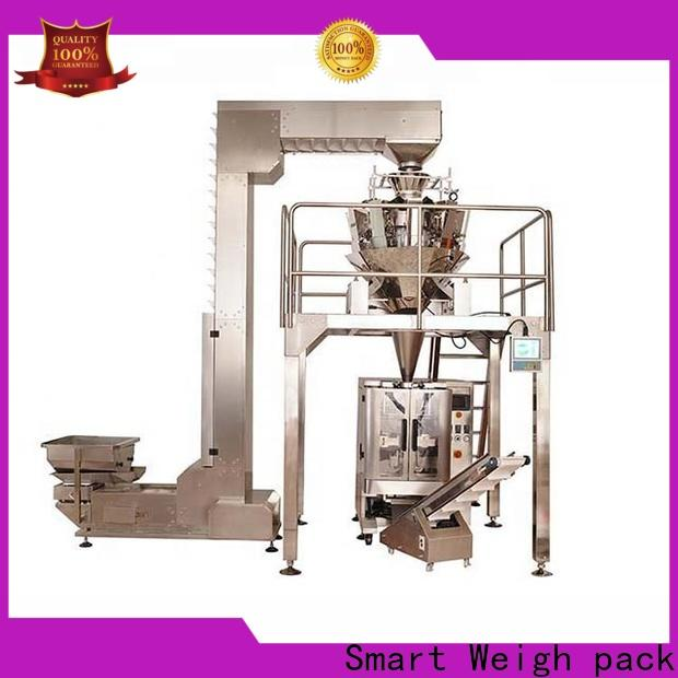 Smart Weigh pack pack food packing machine manufacturers for business for foof handling