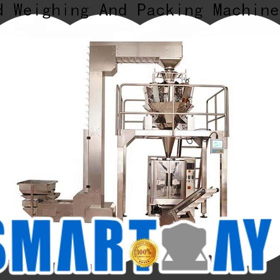 Smart Weigh pack quality spice packaging machine factory for food labeling