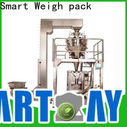 Smart Weigh pack dog bagging equipment manufacturers with good price for food packing