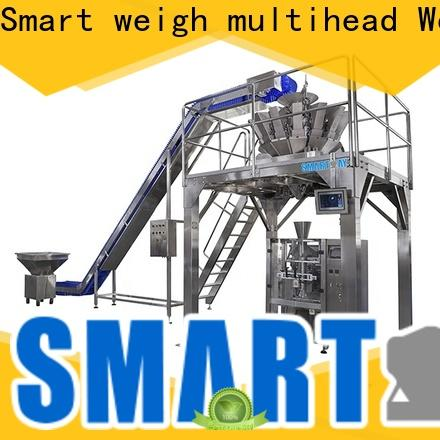 Smart Weigh pack confectionery spaghetti packaging machine factory for foof handling