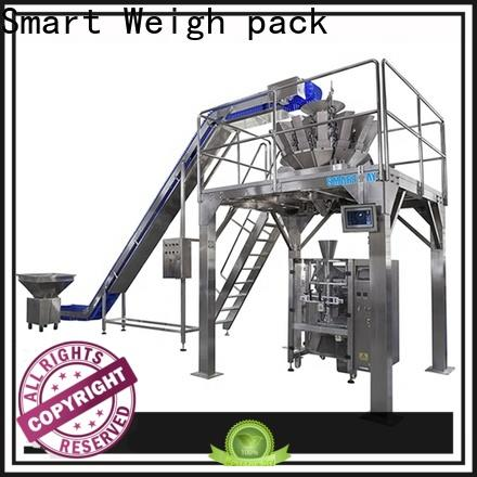 Smart Weigh pack quality material packing machine for foof handling