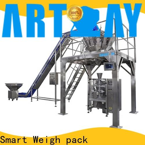 high quality auto packing machine sachet for food labeling