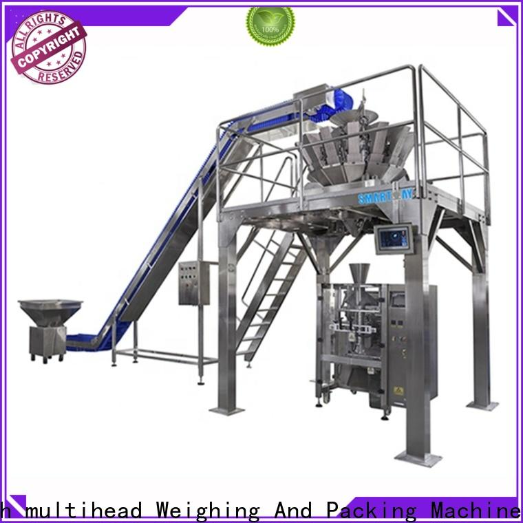 high-quality vertical filling machine higheffectiveseed in bulk for food weighing