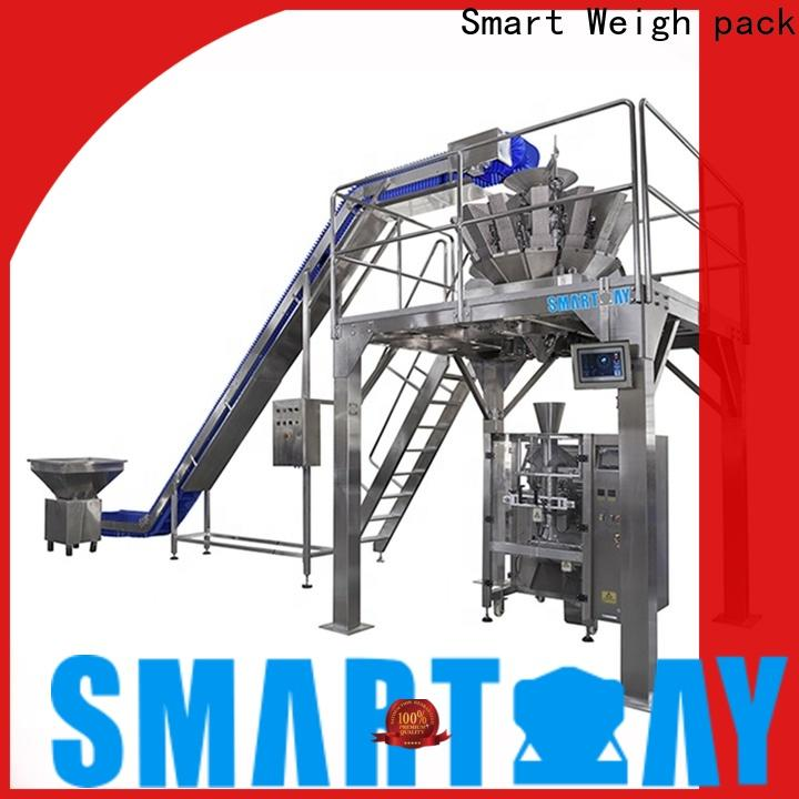 Smart Weigh pack chinas automatic packaging machine price free quote for foof handling