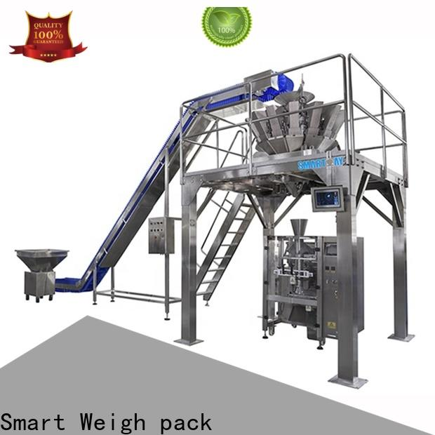 Smart Weigh pack eco-friendly buy packaging machine with good price for food weighing