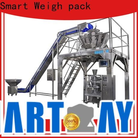 safety pallet packing machine grains for foof handling