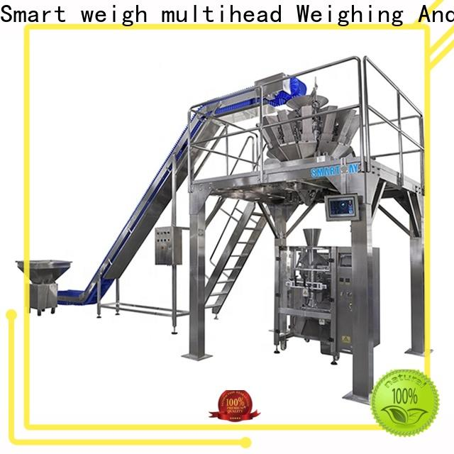 quality automated packaging equipment verticalpackaging supply for food labeling