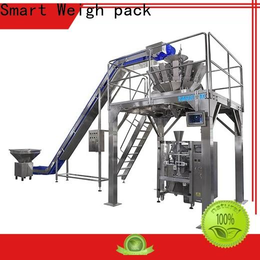 Smart Weigh pack top soap packing machine inquire now for food labeling